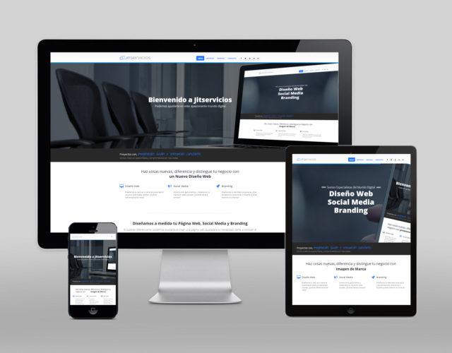 Diseño Web Actualizado